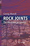 img - for Rock Joints: The Mechanical Genesis by Georg Mandl (2005-06-01) book / textbook / text book