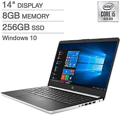 HP 14 Laptop 10th Gen Intel Core i5  1080p RAM 8 GB 256 GB SSD Model 8AA76UAABA at Kapruka Online for specialGifts