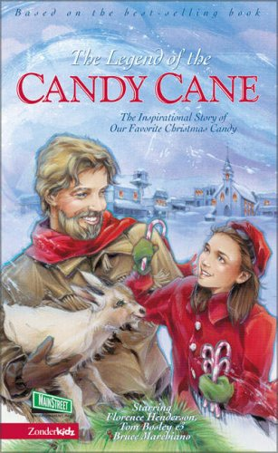 Legend of the Candy Cane, The [VHS]