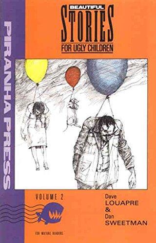Beautiful Stories for Ugly Children #2 FN ; Piranha comic book