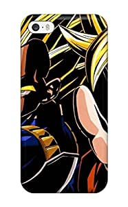 Faddish Phone Vegeta And Gokou Case For Iphone 5/5s / Perfect Case Cover