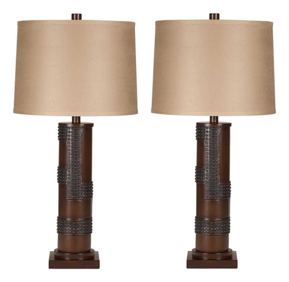 Ashley Furniture Signature Design - Poly Table Lamp - Contemporary ...