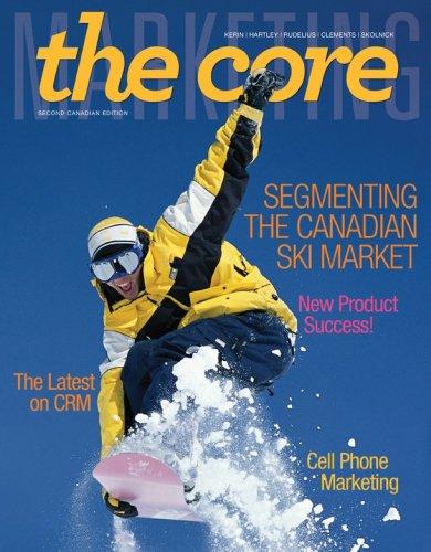 Marketing : The Core