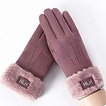 INS Fashion Winter Gloves Warm Thermal Soft Gloves For