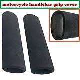 1 Pair Motorcycle Comfort Foam Handlebar