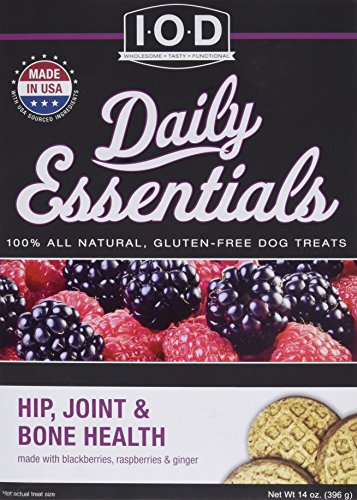 Isle Of Dogs G103-14 Daily Essentials Hip, Joint And Bone Health Snack Treat