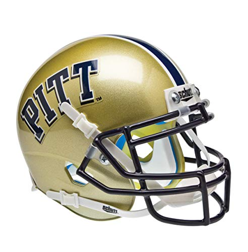 Pitt Panthers Collectibles - NCAA Pittsburgh Panthers Collectible Mini Helmet