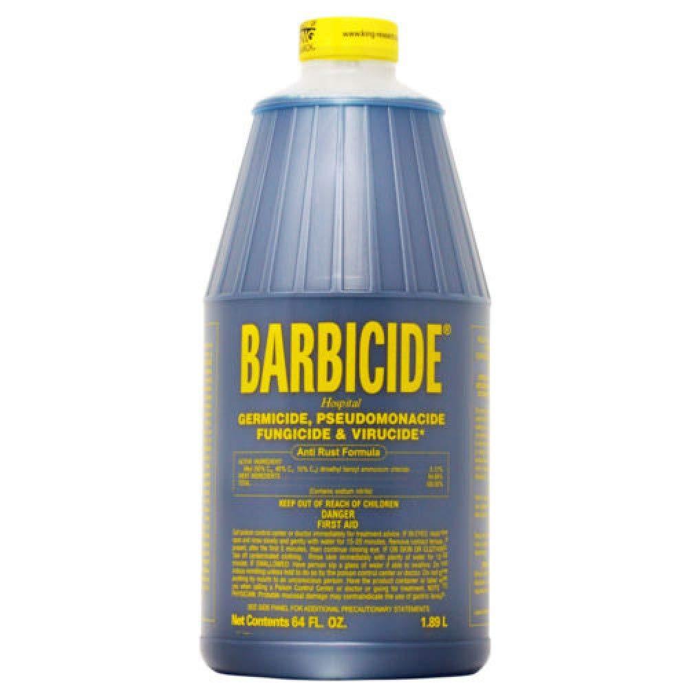 Barbicide Solution 64fl Oz (1.89 Litre) by Barbicide