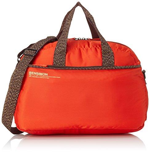Bensimon Color Line - Bolso de Hombro Mujer Naranja - Orange (215 Orange)