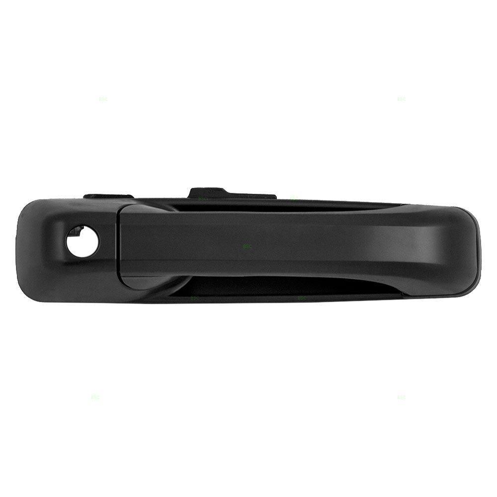 for Jeep Outside Exterior Door Handle No Keyhole Passenger Front Right Textured