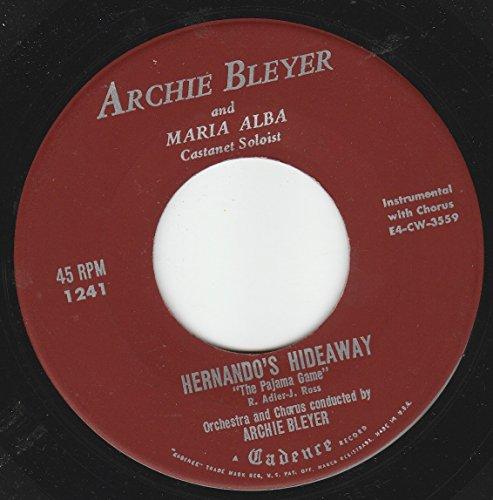 """Search : 45vinylrecord Hernando's Hideaway/S'il Vous Plait (7""""/45 rpm)"""