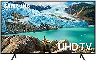 Samsung 58 Inch Flat Smart 4K UHD TV -58RU7100,Series 7