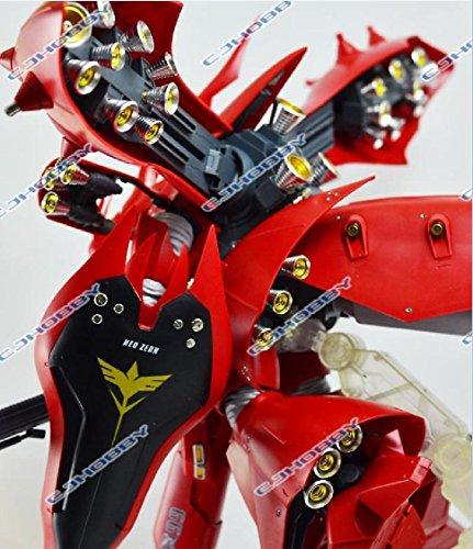 メタルバーニア RE/100 ナイチンゲール フルセット メタルパーツ 改造 改造パーツ 模型 プラモデル ガンプラ 機動戦士 ガンダム 1/100の商品画像