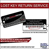 QualityKeylessPlus Replacement Lexus Prox Smart Key Remote for Keyless Entry FCC ID: HYQ14AAB 0140
