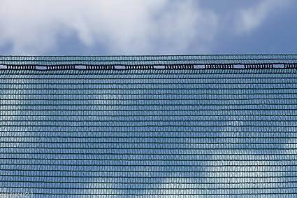 Rete parasole per serra HaGa-Welt.de larghezza: 4 m ombreggiante al 40/% venduta al metro