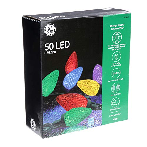 C 9 Led Christmas Lights in US - 4