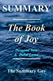 Best Books On Audibles - Summary - The Book of Joy: By Dalai Review