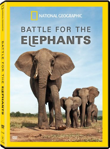 Battle for the Elephants, The - Dvd Elephant Show