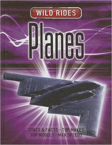 Book Planes (Wild Rides (New Forest Press))