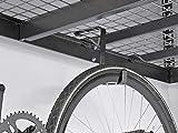 NewAge Products VersaRac White 1 Overhead Rack and