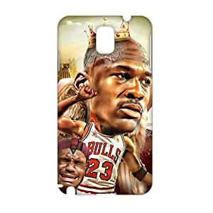 CCCM bulls NO.23 3D Phone Case for Samsung Note 3 by Maris's Diaryby Maris's Diary