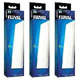 Fluval U4 Filter Foam Pads, 3 x 2 Pack