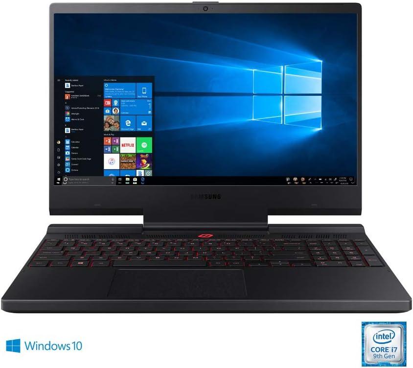 "Samsung Notebook Odyssey (NVIDIA GeForce RTX 2060) 15.6"" – Intel i7 – 16GB Memory – 512GB SSD"