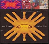 The First Three: In the Court of the Crimson King / In the Wake of Poseidon / Lizard