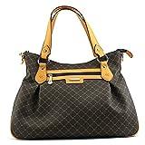 Rioni The Jenny Signature Bag, Brown