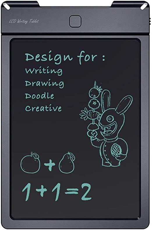 LCD Electronic Message Board 9-inch LCD Screen Tablet can be Used for Childrens Drawing Board Electronic LCD Writing Message Board