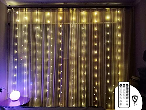 1000 Led Light Curtain in US - 8