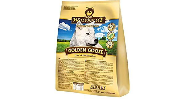 Wolf Sangre Golden Goose, 1er Pack (1 x 2 kg): Amazon.es ...