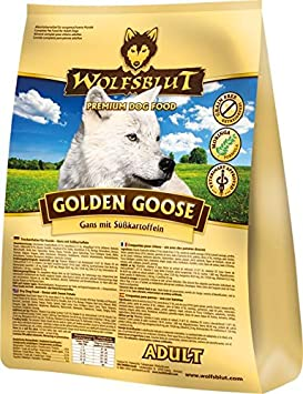 Wolf Sangre Golden Goose, 1er Pack (1 x 2 kg): Amazon.es: Productos ...