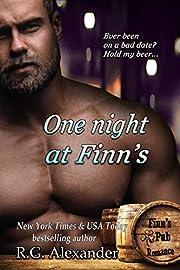 One Night at Finn's (Finn's Pub Romance Book 1)