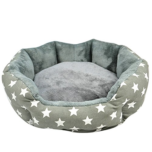 Pet-Dog-Bed-Dog-Soft-Pet-Self-Warming-Cat-Pet-Warm-Basket-Bed-with-Fleece-Lining-Fit-Most-Pets