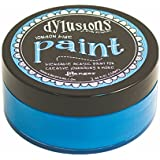 Ranger Dyan Reaveley's Dylusions Paint, 2 oz, London Blue