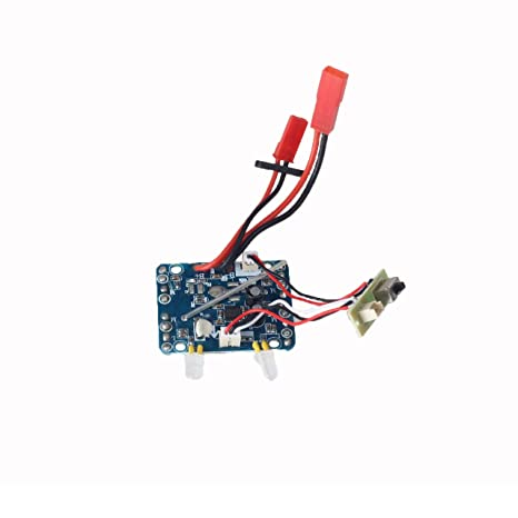 Awesome Amazon Com Impulls Jjrc H12C Rc Quadcopter Spare Parts Receiving Wiring Digital Resources Counpmognl