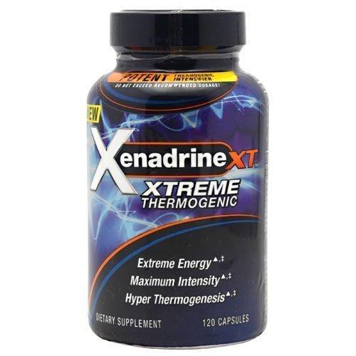 Xenadrine Xteme thermogénique, capsules, 120 ch