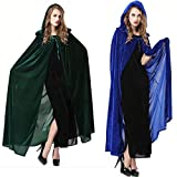 Rulercosplay New Halloween Cloak Witch Hoodies Cosplay Costume