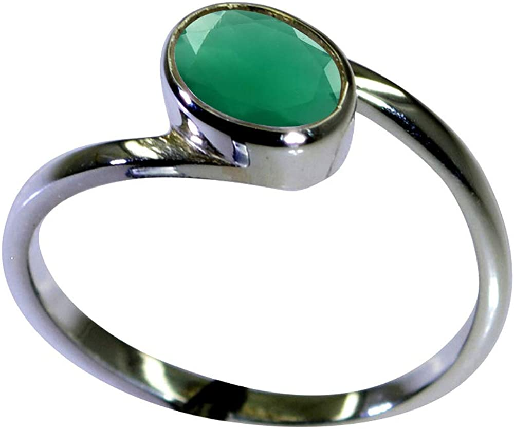 Vedika Overseas 925 Sterling Silver Overlay Citrine Quartz Best Gift Ring For Womens /& Girls