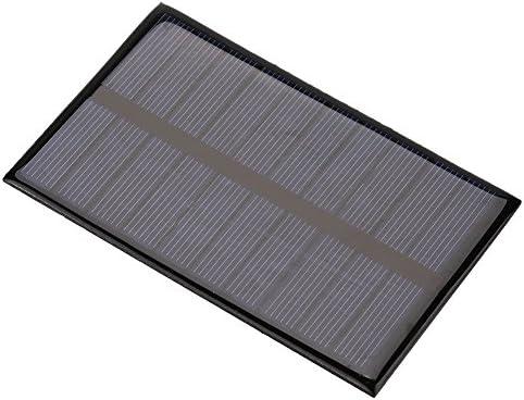 NITRIP 1,2 Watt 5 V Mini Tragbare Polykristalline Solar Panel DIY Power Modul Ladegerät 110 * 69mm