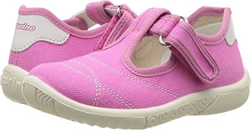 Naturino Baby Girl's 7742 USA SS18 (Toddler/Little Kid) Fuchsia 28 M EU (Toddler Canvas Fuchsia Footwear)