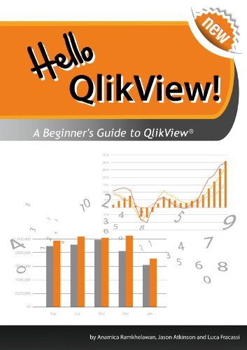 Hello qlikview a beginners guide to qlikview 10 jason atkinson a beginners guide to qlikview by atkinson jason fracassi fandeluxe Gallery
