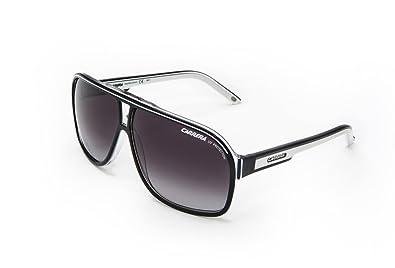 Carrera Grand Prix 2 Sunglasses in Black and White GrandPrix2 T4M 9O 64