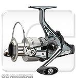 Cormoran Cormaxx-BR 3PiF 2500 - baitrunner fishing reel + Shimano Ultegra line for free