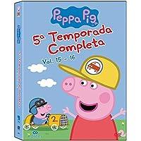 Peppa Pig - Temporada 5 [DVD]