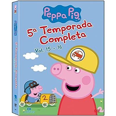 Peppa Pig Temporada 5 [DVD]