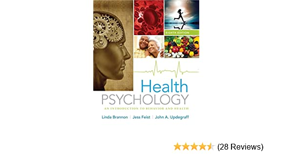 Amazon health psychology an introduction to behavior and amazon health psychology an introduction to behavior and health ebook linda brannon jess feist john a updegraff kindle store fandeluxe Image collections