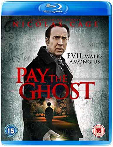 Pay The Ghost Blu-Ray
