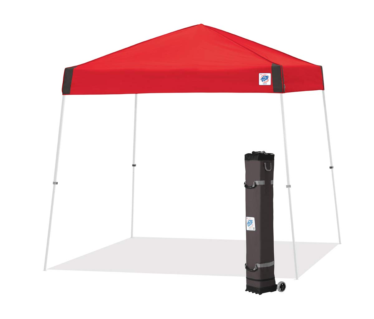 E-Z UP Vista Instant Shelter Canopy, 10 by 10 , Punch